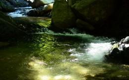 小岐須渓谷