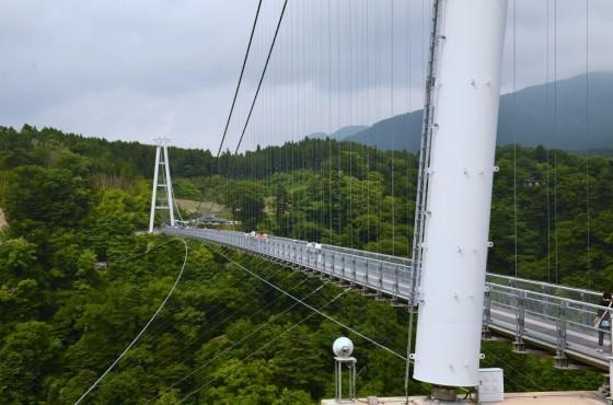"九重""夢""大吊り橋"