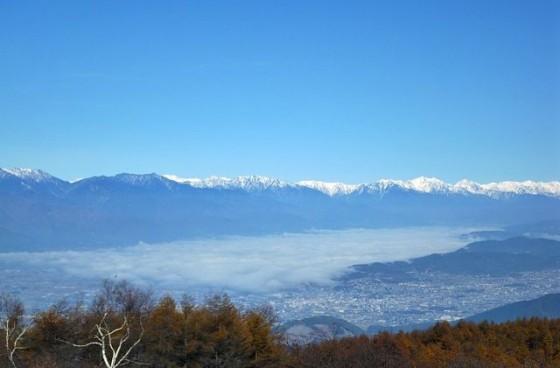 高ボッチ山